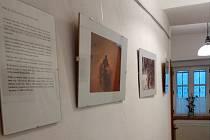 V plánské cukrárně u Kostela je do konce roku k vidění výstava o Maroku.