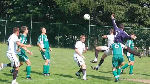 Přípravný fotbal: TJ Rozvadov – TSV Waidhaus 2:1 (0:0) .