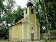 V rekonstruovaném kostelíku sv. Jana z Nepomuku se lidé schází na kulturní i hudební akce.