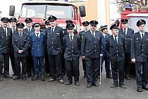Na svém předchůdce mohou být dobrovolní hasiči z Kladrub (na snímku) právem pyšní.