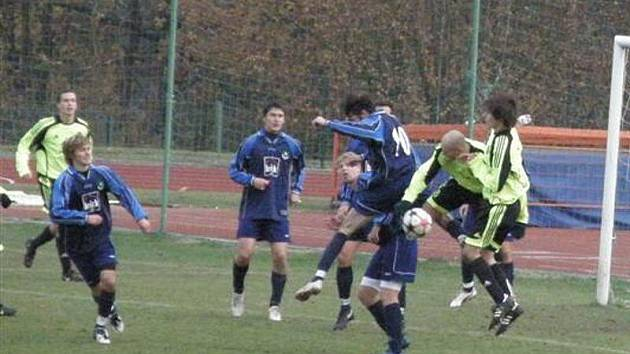 Fotbal: B. Stříbro – FC Rokycany 0:1.