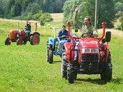 V Bernarticích se uskutečnila tradiční pouť, která přinesla další ročník Traktoriády.