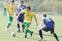 Fotbal: Bor - Stříbro (7:1)