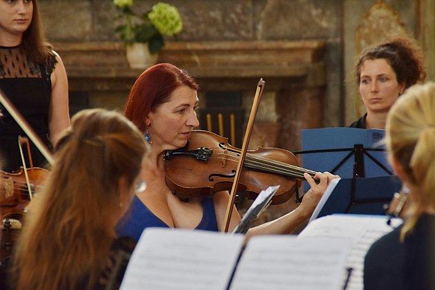 Čtvrtým koncertem ze šesti bylo sobotní vystoupení komorního souboru Boni Cantores