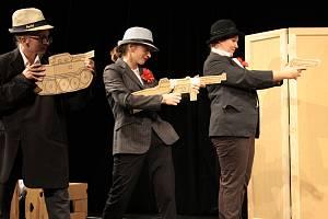 Jednotlivé soubory odehrály své divadelní představení na přehlídce Bylonebylo v Plané