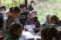 Poklad našli školáci ve Vodním světě