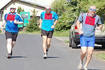 V Přimdě se konal další závod seriálu O nejlepšího běžce Tachovska – Běh ke zřícenině