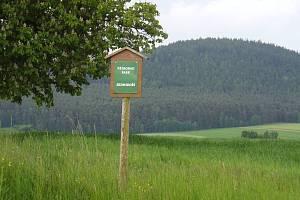 Tachovská část Sedmihoří u Darmyšle.