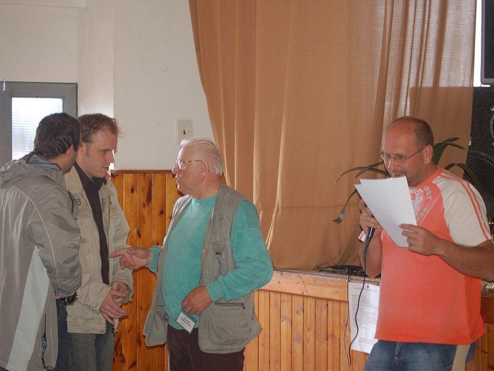 Ve Stráži se hrál turnaj MENOXligy v licitovaném mariáši