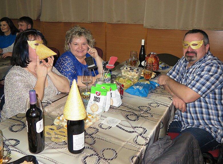 Ples Stříbrských ostrůvků