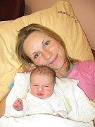 Lenka Velichová z Tisové pojmenovala svého prvorozeného syna po svém manželovi Josefovi, z lásky k němu. Pepča (3,90 kg/51 cm), který by měl být po tatínkovi fotbalistou, se narodil 10. října deset minut po třetí hodině ranní ve FN v Plzni.