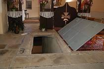 Při Dnu evropského dědictví byl otevřen i tachovský kostel sv. Václava.