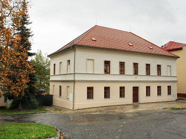 Regionální muzeum Kladrubska.