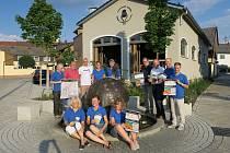 Setkání německých a českých organizátorů cyklistické akce Pirker Zoigltour.