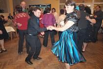 Kulturní dům ve Starém Sedle hostil Obecní ples.