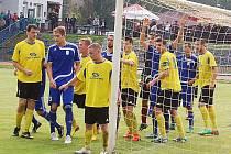 Mužstvo FK Tachov porazilo přesvědčivě SK Senco Doubravka o. s. 5:0.