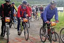 Hustá síť stezek láká do tachovského regionu spoustu vyznavačů pěší i cyklistické turistiky.
