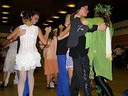 Stříbrští tanečníci mají po první prodloužené.