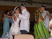 První prodloužená tanečních 2008 ve Stříbře