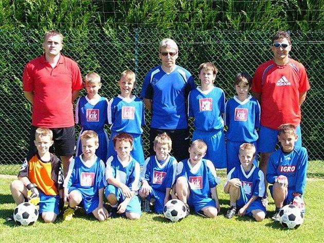 Fotbalové naděje si z Francie přivezly obrovské zkušenosti