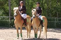 Milovníci koní měli v Kladrubech svátek. Slavili zde Den koní, průvodem i ukázkami výcviku.