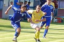 Fotbal – divize: FK Tachov – SK Benešov 2:1