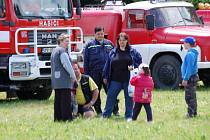 Borští hasiči slavili výročí