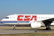 Airbus pro linku Karlovy Vary – Petrohrad.