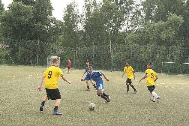 Sportovní hry Dětských domovů České republiky se konaly v Tachově.