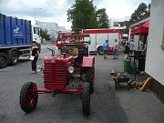 Z oslav 145 let Sboru dobrovolných hasičů v Tachově.