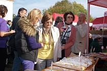 Krasíkov hostil už desáté Slavnosti jablek.