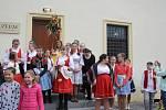 Muzeum Českého lesa Tachov společně s žáky ZŠ Hornická Tachov pod vedením Marie Klečatské připravili Smrtnou neděli.