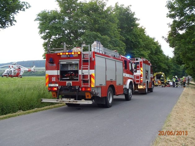 Nehoda u Kladrub