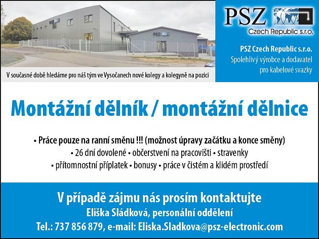 PSZ Czech Republic s.r.o.