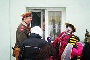 V Bezdružicích se uskutečnil jeden z posledních masopustů na Tachovsko.
