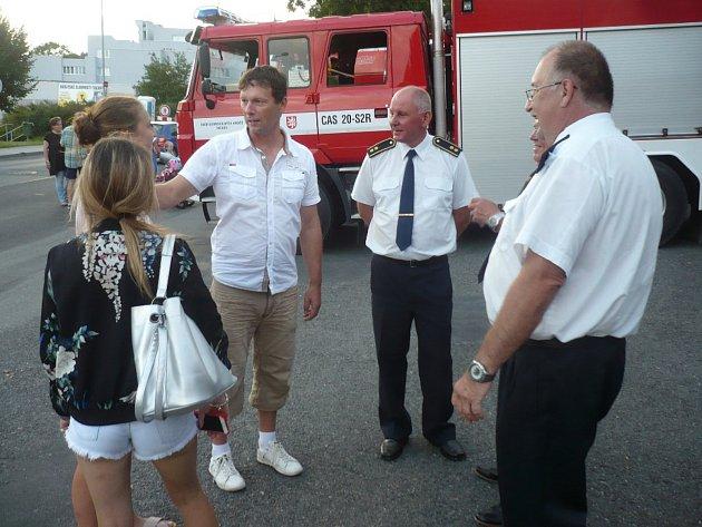 Zoslav 145let Sboru dobrovolných hasičů vTachově.