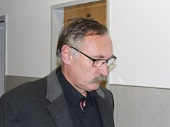 Pavel Kovařík u Okresního soudu v Tachově