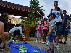 V Mateřské škole Stadtrodská oslavili Den dětí a jubileum založení školy.