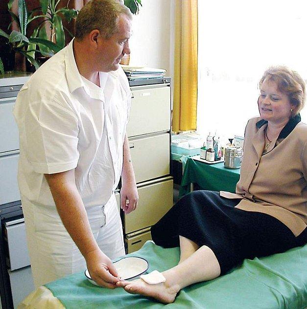S lékařskou péčí je převážná většina obyvatel tachovského regionu vcelku spokojena.