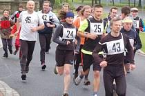 V Přimdě se běžel jedenáctý ročník závodu Běh ke zřícenině.