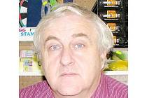 Josef Strych, provozovatel půjčoven DVD v Tachově a v Plané
