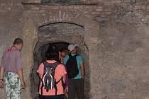 Klášter pustil návštěvníky do běžně nepřístupných prostor