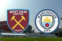 Souboj v anglické Premier League mezi West Hamem United a Manchesterem City skončil překvapivě remízou 1:1 a na druhém řádku desátého kola Tip ligy Tachovského deníku tak byla správným tipem nula. Zdroj: football.london.com