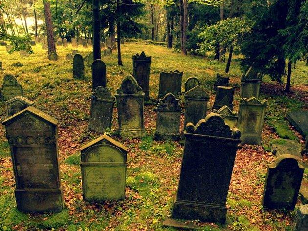Židovské hřbitovy na Tachovsku.
