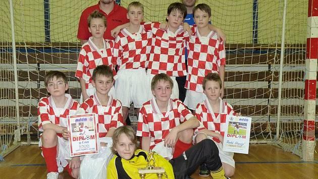FK Tachov žáci