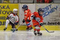 Na hokejovém turnaji Chodovar Cup budou v roli domácích malí hokejisté HC Tachov.