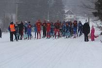 Silberhütte, Mariánské Lázně, Přimda, ale i Capartice. Tam všude by se mělo během ledna či února závodit.