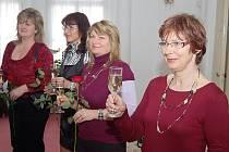 Na tachovském zámku se v pátek uskutečnilo setkání ředitelů škol a školských zařízení v Tachově s představiteli města.