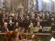 ZAHAJOVACÍ KONCERT  festivalu Hudební léto Borska byl věnován památce Mons. Vladimíra Borna.