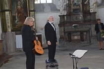 Koncert v Kladrubech.